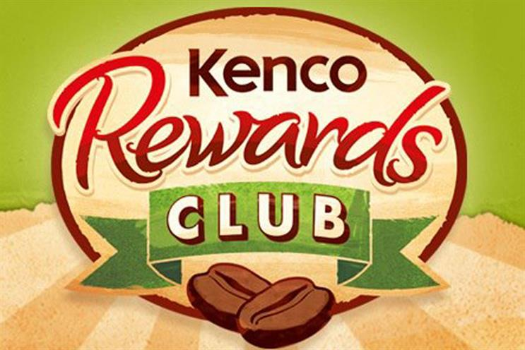 Kenco: Proximity London hired to handle coffee brand's rewards programme