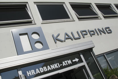 Kaupthing...collapsed bank