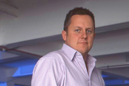 Sanderson…the third UK leader of Digitas in just over a year