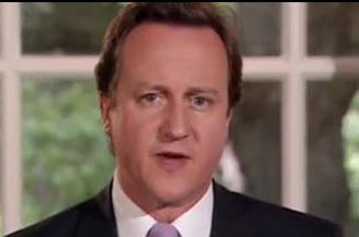 David Cameron allows public to use Twitter and blogs to question him after speeches