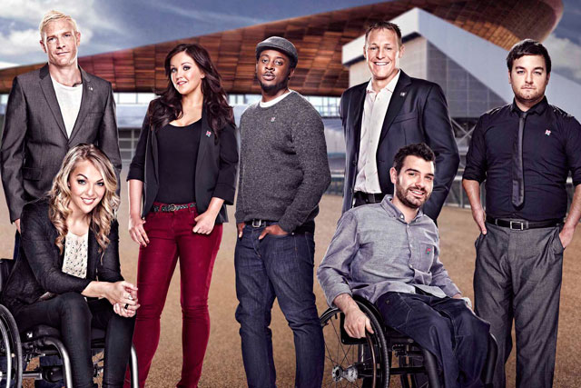C4: the Paralympic Games' presenters