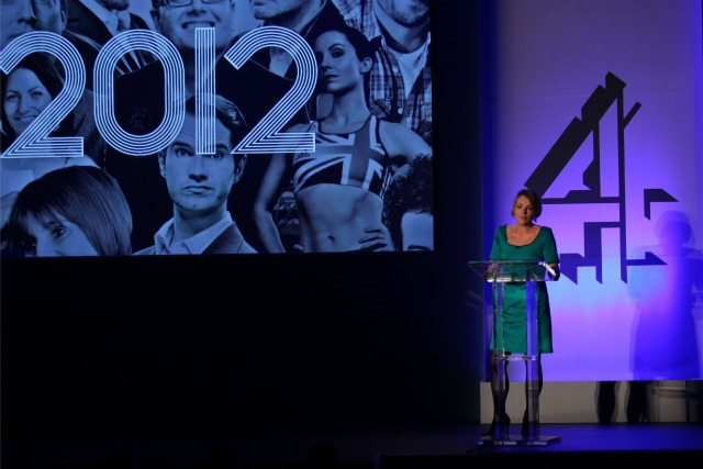 Jay Hunt presents Channel 4's 2012 agenda to media agencies