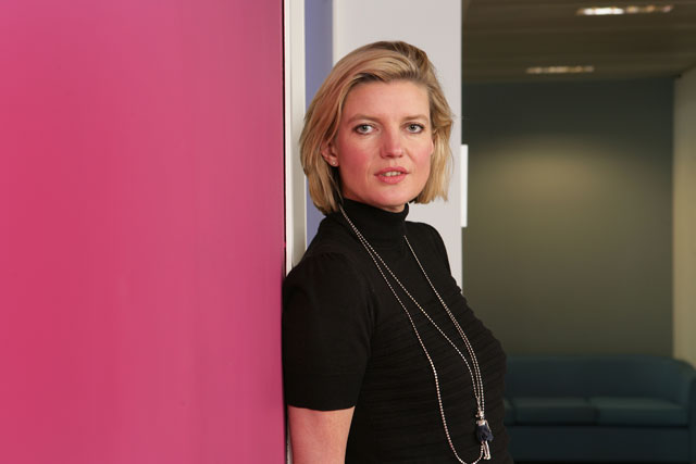 Vanessa Clifford: tasked with client services and strategy