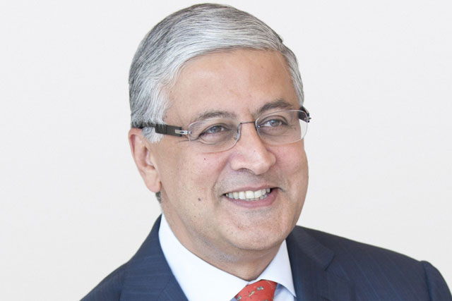Ivan Menezes: to succeed Paul Walsh as chief executive at Diageo