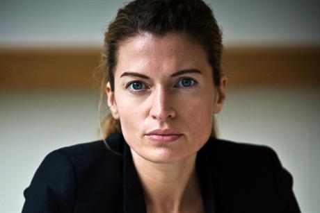 Antonia Harrison: joins M&C Saatchi