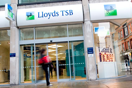 Lloyds TSB: advertising focus on trust