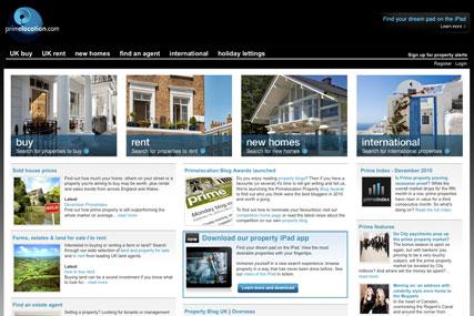 Primelocation: Digital Property Group brand