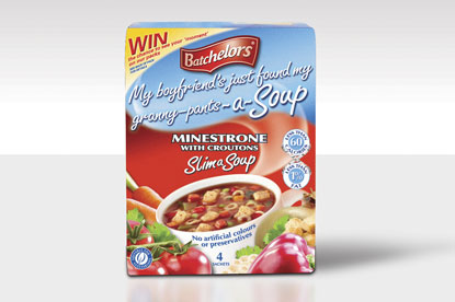 Cup-a-Soup…rebrand