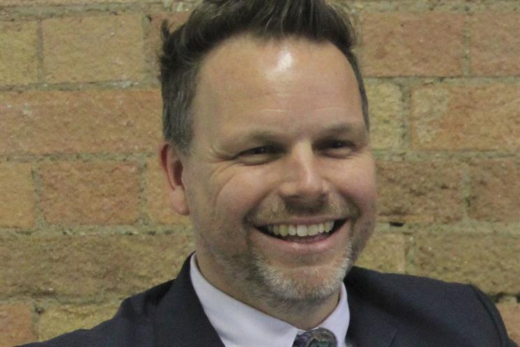 Toby Gunton: joins OMD UK as head of innovation
