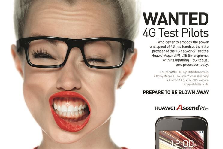 Huawei: smartphone focus