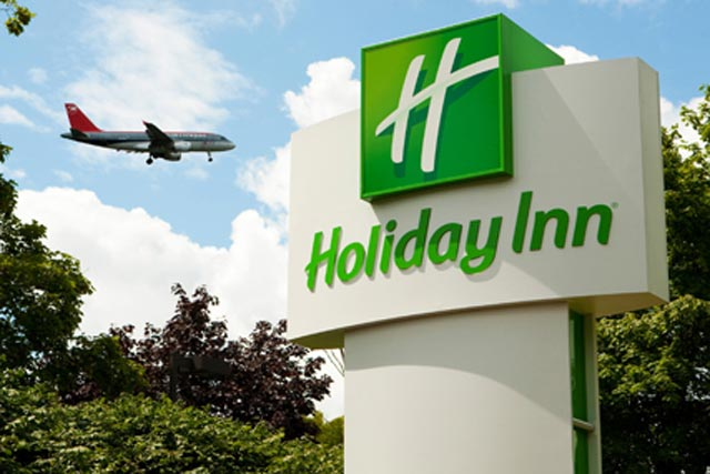 Holiday Inn: official hotel provider for the 2012 Olympic Games
