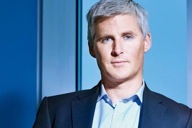 Will Orr, marketing director, British Gas