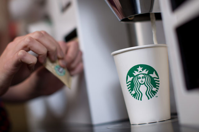 Starbuck: moves to quell tax criticism