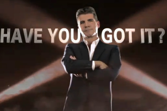 The X Factor USA: secures TalkTalk deal in the UK