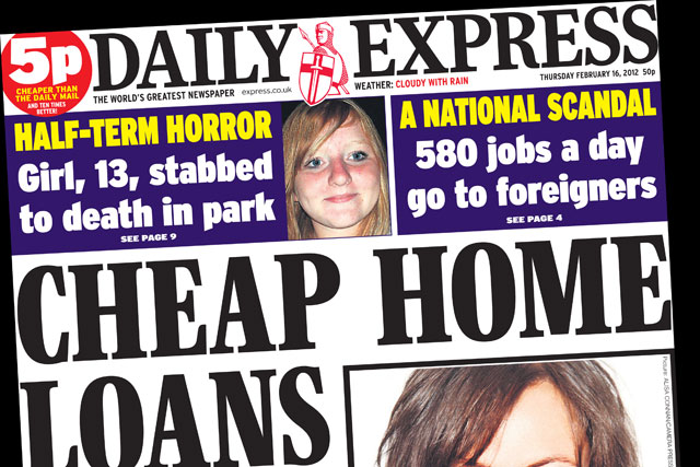 Daily Express: Northern & Shell titles are no longer members of the PCC