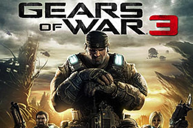 Gears of War 3: to be promoted on Xbox's first live TV ads