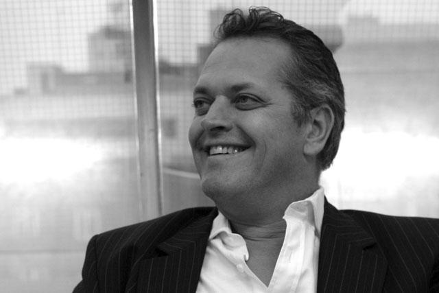 Jon Horrocks: managing partner Walker Media.