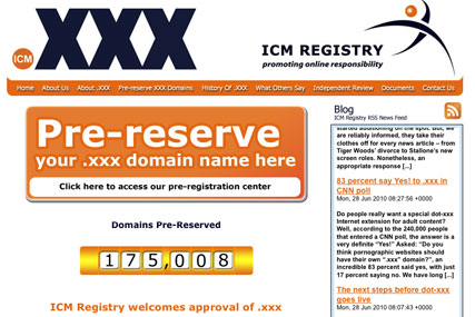ICM Registry: hunt for ad agency