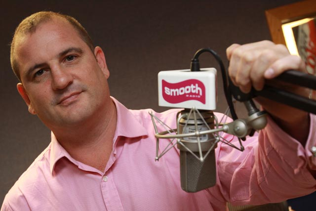 Jonathan Gillespie: group commercial director at GMG Radio