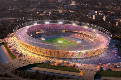 Olympics...Publicis Groupe picks up pan-European 2012 ad account