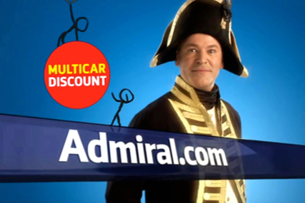 Admiral: sponsors Welsh Rugby Union