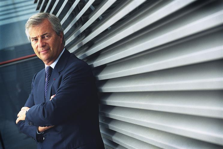 Bolloré: Havas' biggest shareholder retains extremely close ties with the business