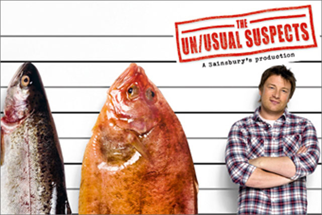 Sainsbury's: runs alternative fish campaign backed by Jamie Oliver
