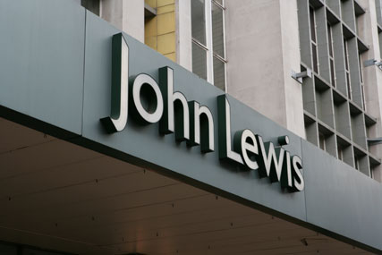 John Lewis: official London 2012 tie-up