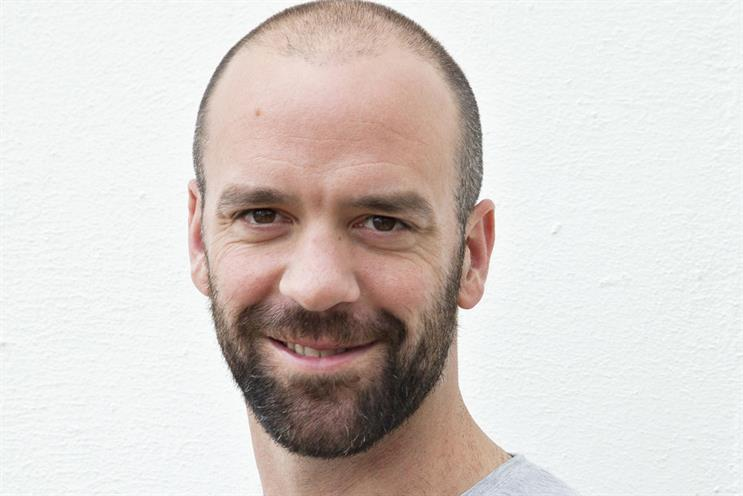 Rob Doubal: co-president and chief creative officer at McCann London