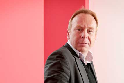 Robert Senior, UK chief executive, SSF Group