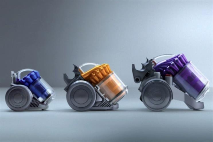 Dyson: Mindshare wins technology company's £120m global media account