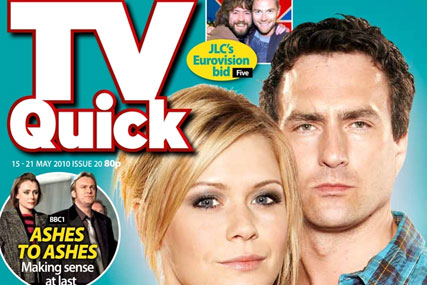 TV Quick: 26% fall in circulation