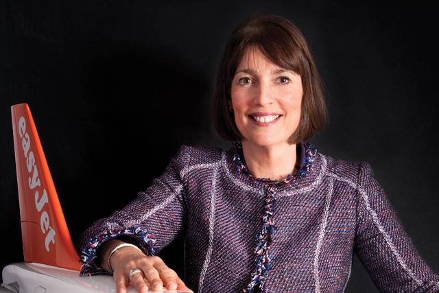 Carolyn McCall: easyJet chief executive addressed Lead 2013