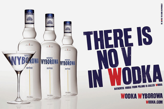 Wyborowa: Pernod Ricard vodka brands