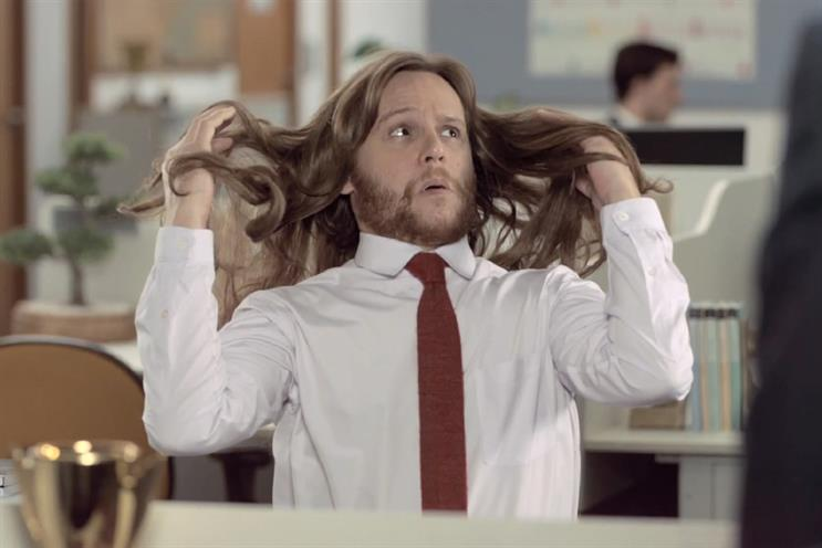 Dove: Men+care ad is third most-shared this week