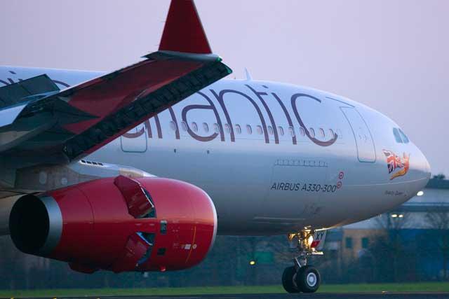 Virgin Atlantic: keeps brand name