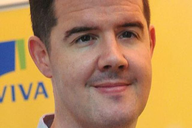 Mark Duffy departs Aviva Asia
