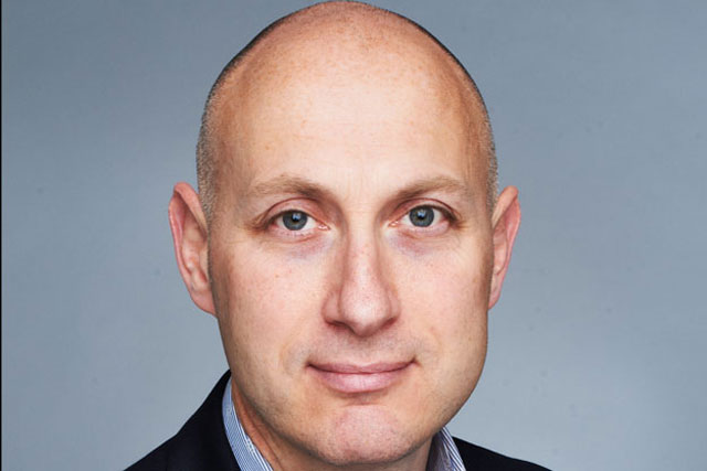 Grant Millar: managing director of Vizeum
