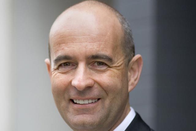 Richard Pinder: chief operating officer of Publicis Worldwide