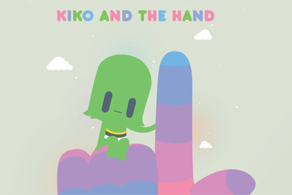 Kiko: the animated character in 'The Underwear Rule'