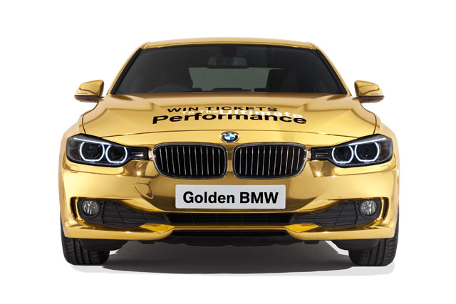 We'll call you: BMW