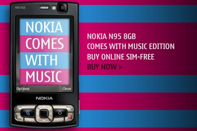 Nokia:  dropping its drop its Ovi Music Unlimited music service in the UK