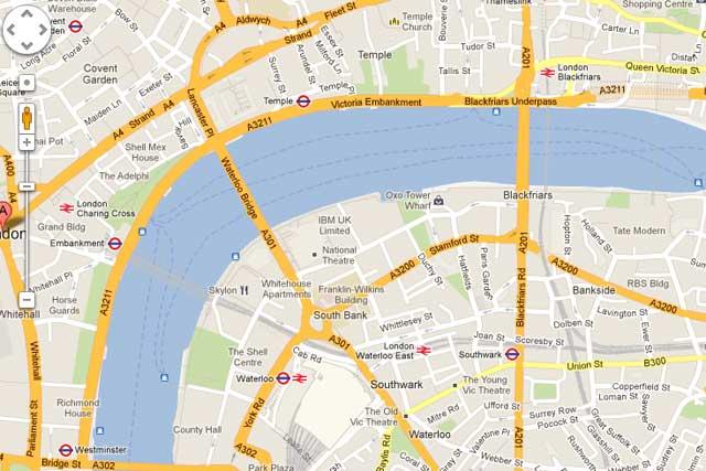 Google Maps: returns to iPhones
