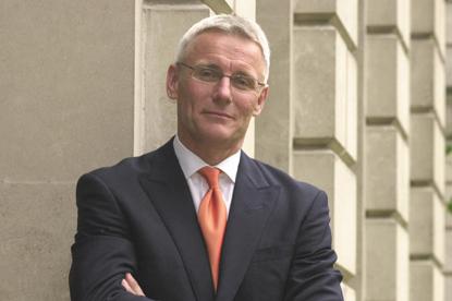 Tony Ball...former chief executive of Sky