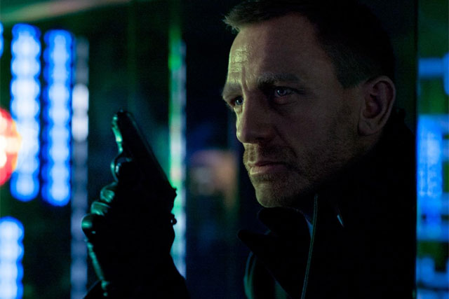 Skyfall: the latest Bond adventure