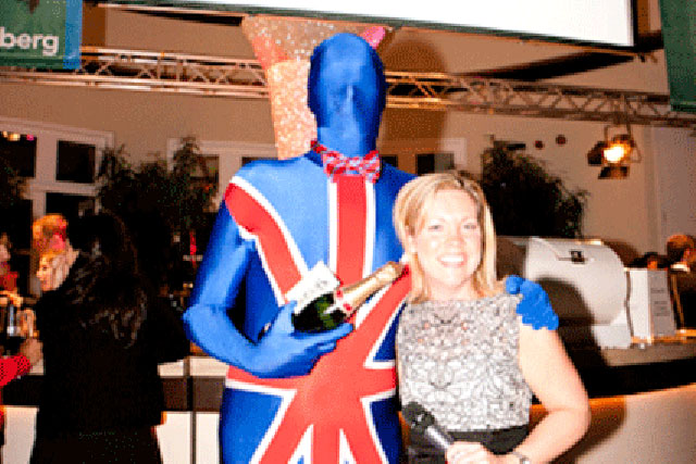 Bring out the gimp: the IAA Summer Ball
