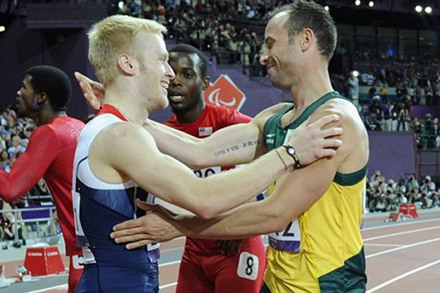 Jonnie Peacock and Oscar Pistorius attract 6.3m to C4