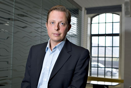 Paul Lawson…will also retain group MD role
