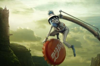 Coca-Cola... facing PepsiCo lawsuit
