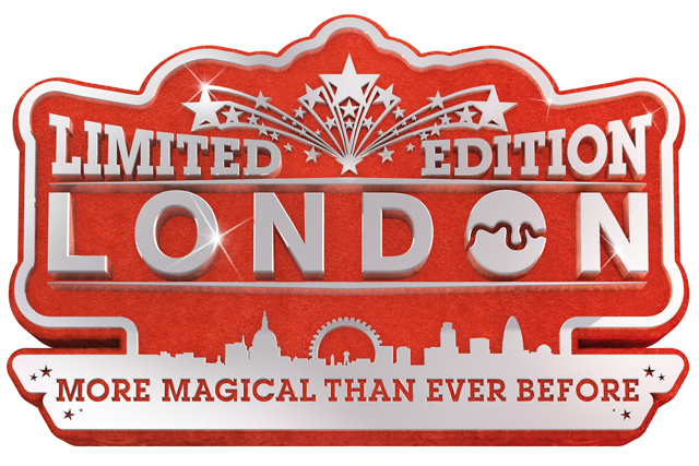 RKCR/Y&R and London & Partners launches Limited Edition London